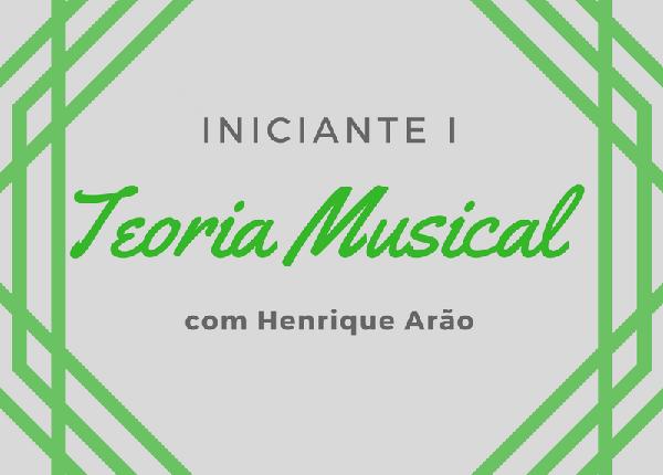 Teoria Musical – Iniciante I